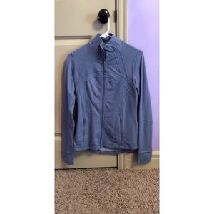 Lululemon zip up jacket size 8
